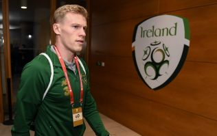 Ireland team to play Denmark in a bid for a spot at Euro 2020