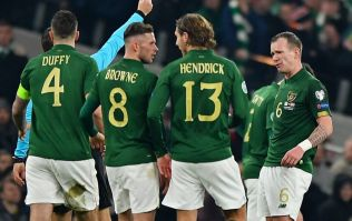 Expect Ireland to make just one change for Euro 2020 playoffs