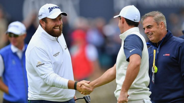 Shane Lowry on The Bear's Club, Rory McIlroy and who won their money match