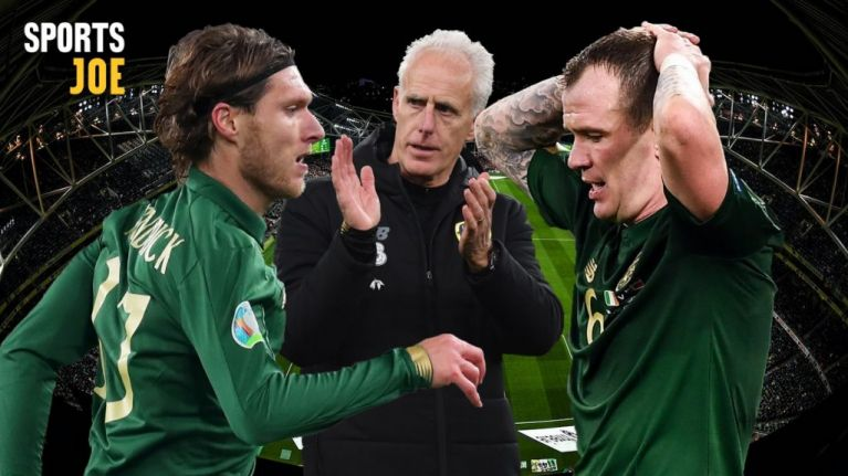 Mick McCarthy and the value of players who do as they're told