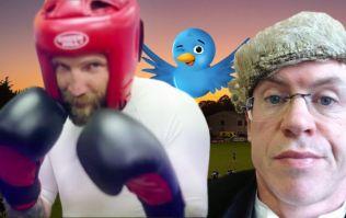 Seven years of Twitter debate between Joe Brolly and Colm Parkinson coming to a head next week