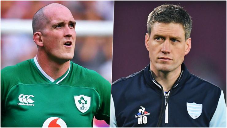 Devin Toner on thoughtful Ronan O'Gara message after World Cup heartache