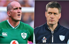 Devin Toner on thoughtful Ronan O'Gara message after World Cup heartache