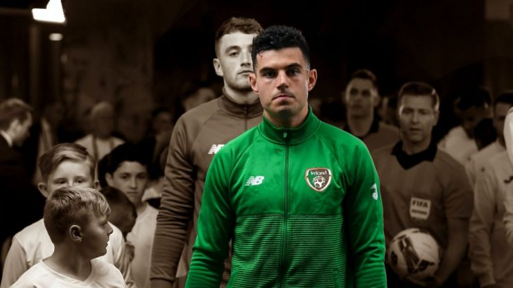 From the greens of Bishopstown to the Premier League - John Egan's remarkable rise