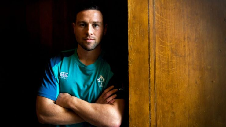 Ireland's in-form scrumhalf ready to burst from the shadows