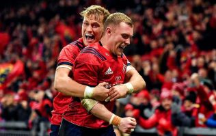 Munster show incredible spirit to salvage draw against impressive Racing