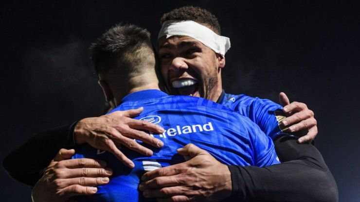 Will Connors and Cian Kelleher star as Leinster win big in Glasgow