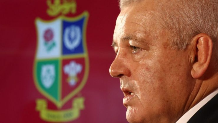 Lions schedule for 2021 tour of South Africa finalised