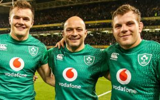 """I'm not necessarily sure I want to pull on a tracksuit and coach every day"" - Rory Best"