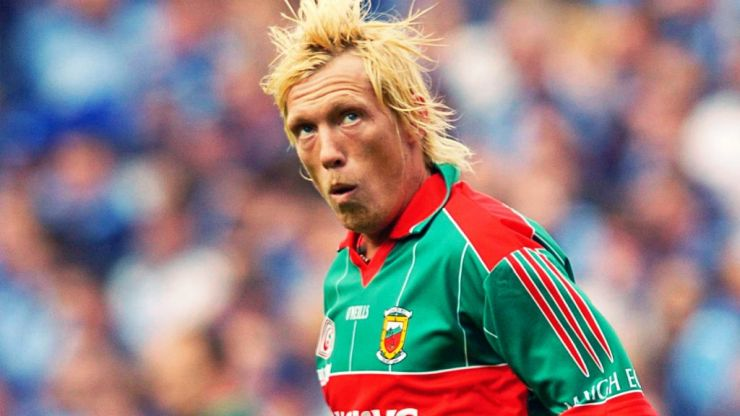 Mayo confirm cult hero Ciaran McDonald has joined their coaching staff