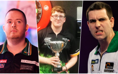 Every Irish player competing at the PDC World Championship – times and dates