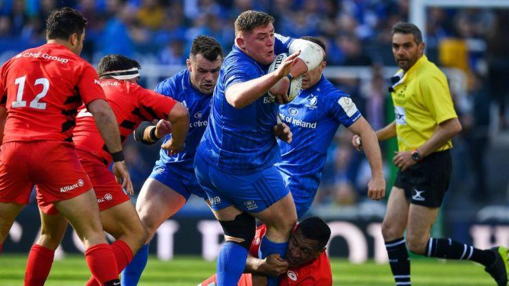 Talks 'proceeding quite well' on British & Irish league to start in 2022