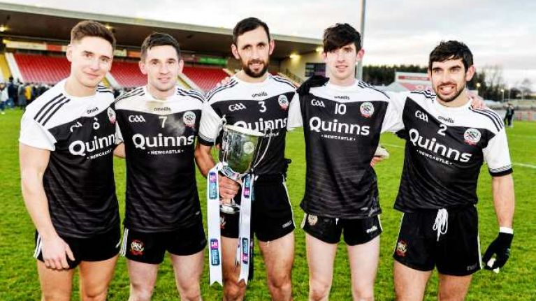 """It's who's the fittest and who's the fastest"" - five brothers inspire Kilcoo to Ulster glory"