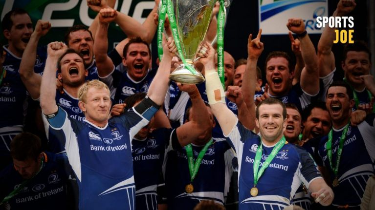 """""""You'd think, 'These Leinster guys won't show up', but Leo and Jenno always did"""""""
