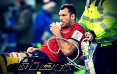 Tadhg Beirne suffers nasty injury as Munster curse luck against Saracens