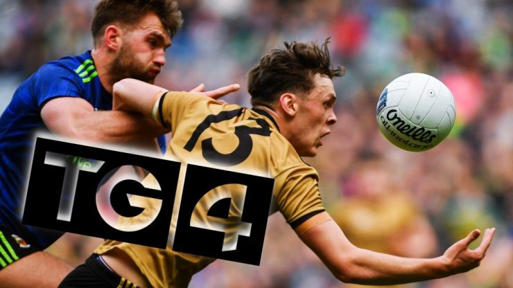 TG4 announce clatter of fantastic GAA fixtures for 2020