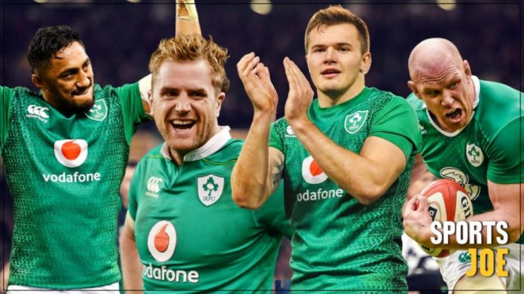 Irish Rugby's Team of the Decade