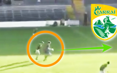 15-year-old in Kerry doesn't even need to bounce ball on way to brilliant intercept goal