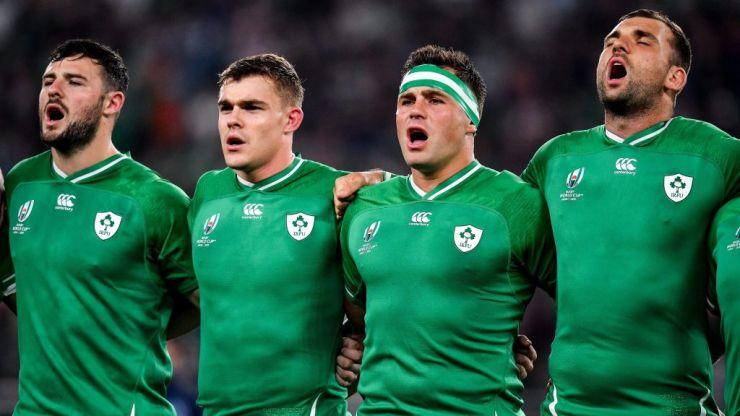Garry Ringrose beats James Ryan and John Cooney to Irish Player of the Year