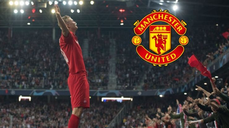REPORTS: Erling Haaland arrives in Manchester for talks with United