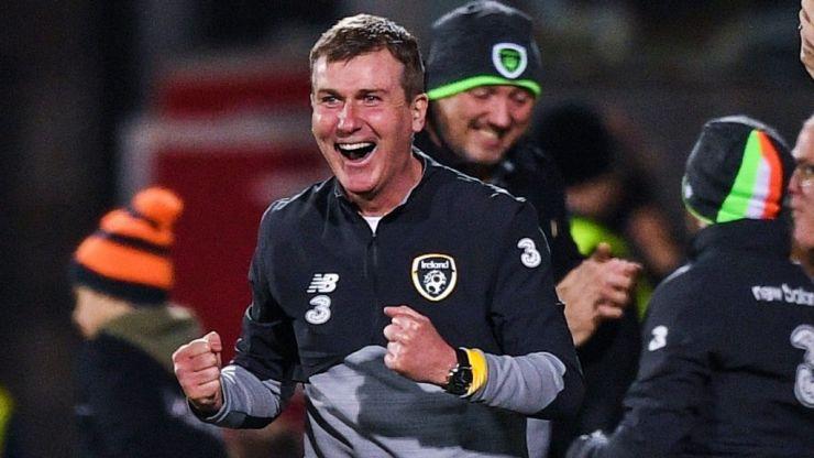 Ireland hopeful of November playoff date against Slovakia