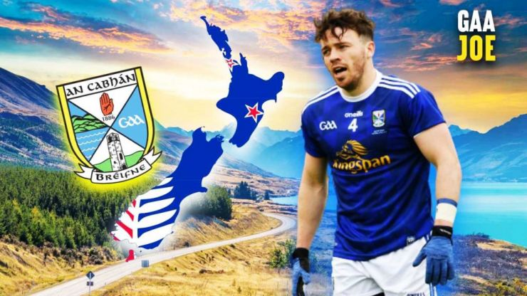Longing for Cavan football on the far side of the world