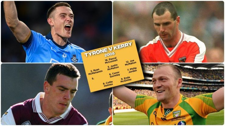 QUIZ: Name the missing player from the All-Ireland final team sheets