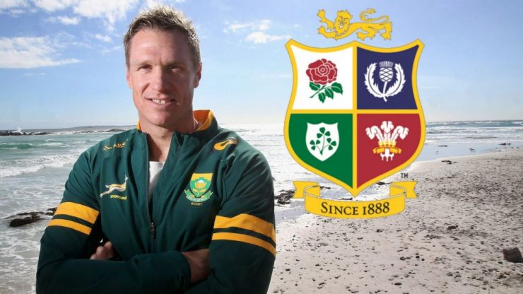 'They're not sure if we'll have live sports in South Africa for the rest of the year' - Jean De Villiers