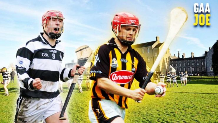 """Hurling is like a wardrobe, whatever you put into it you'll get back out of it"" - Life at St Kieran's"