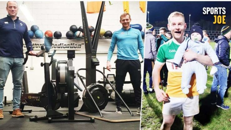 Buncrana's iron-men driving it on for two great causes