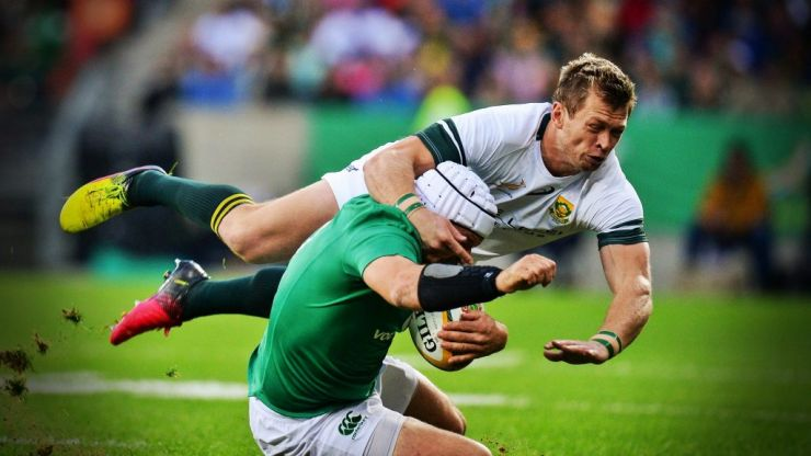 When 'The Punisher' destroyed Ireland's chances of history in South Africa