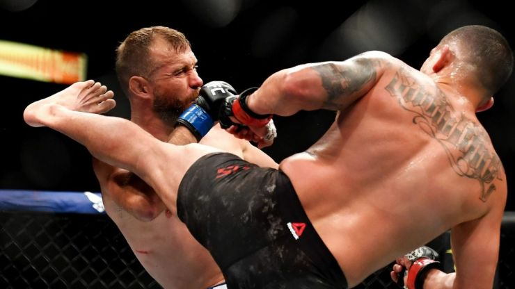 Donald Cerrone loses fourth fight in a row amid eye-poke controversy