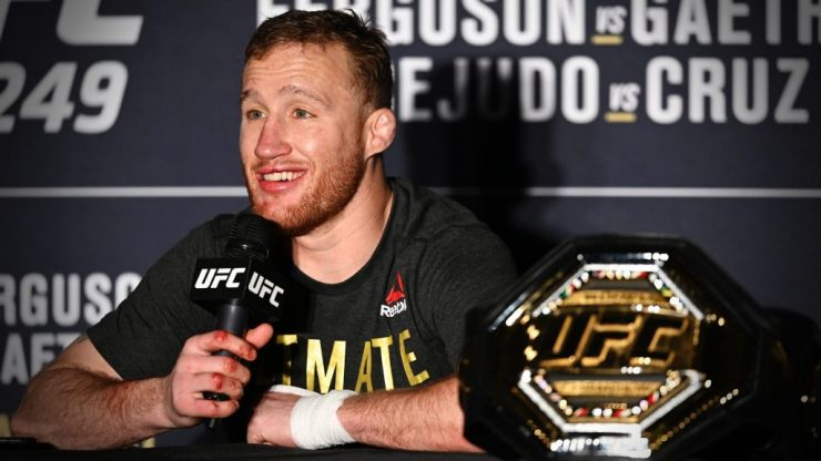 """""""I'll go to Ireland; do what I gotta do"""" - Gaethje has plans for McGregor after title fight"""