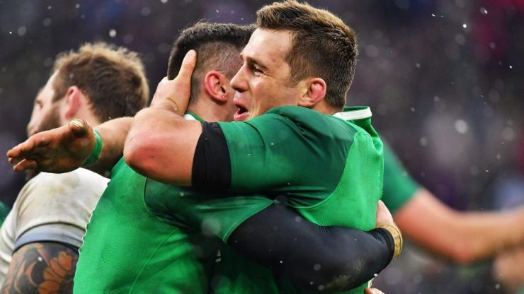 Ireland's best try of the past five years wouldn't be allowed any more