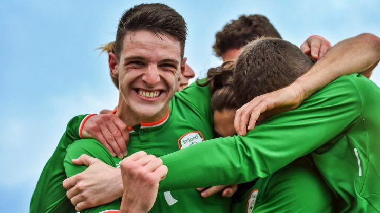 """""""I think he kissed the jersey"""" - Mick McCarthy opens up on Declan Rice"""