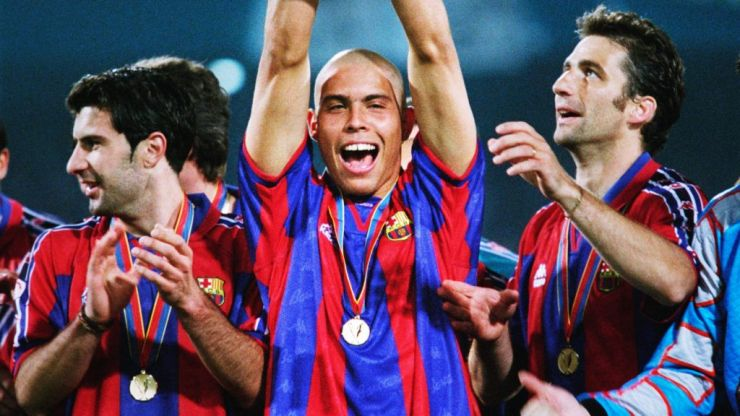 O FENÔMENO: Ronaldo's brief but brilliant stint at Barcelona