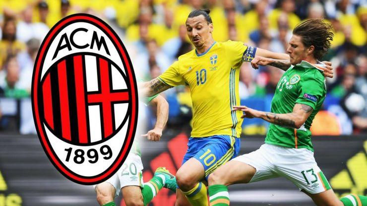Jeff Hendrick could be playing with Zlatan Ibrahimovic next season