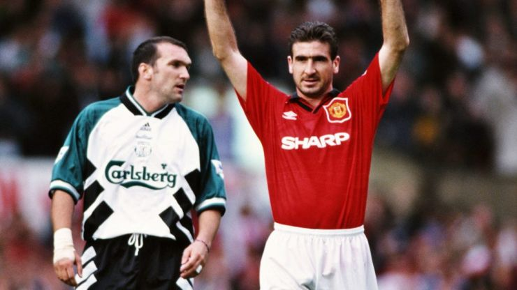 'I never liked Eric Cantona... but he was my favourite player' - Neil Ruddock