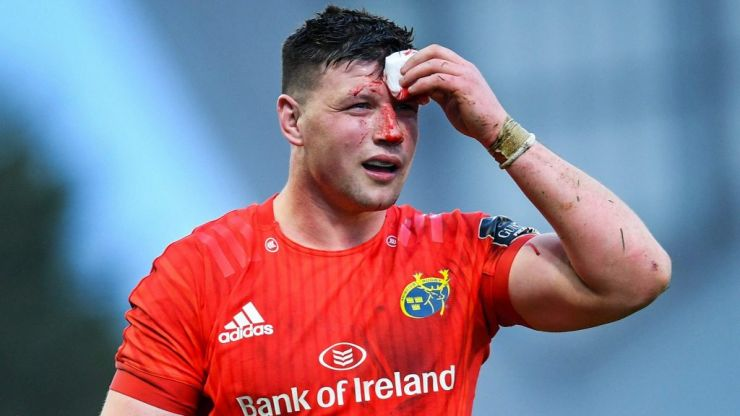'Be who you want to be, and give everything to the jersey' - The rise of Munster's new breed