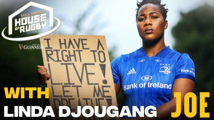 """I'm so proud of the opportunities Ireland gave me and of the woman I am today"" - Linda Djougang"