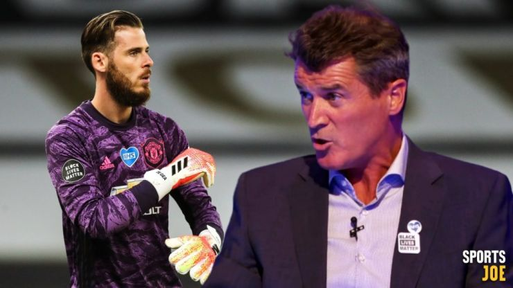 Uncomfortable truth about Roy Keane swipes at De Gea and Maguire