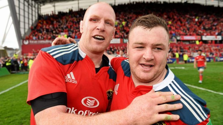 Dave Kilcoyne recalls 'changing of the guard' moment on Munster's team bus