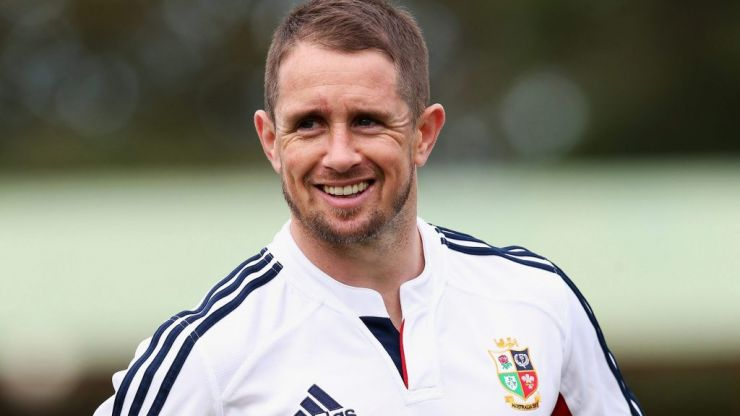 'I've had family members that have suffered from dementia through trauma and head injuries' - Shane Williams