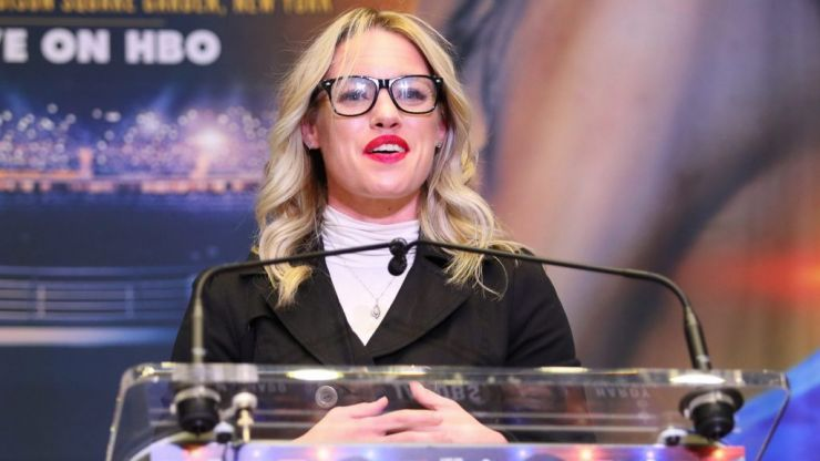 """I think I earned the shot"" - Heather Hardy makes pitch for Katie Taylor fight"