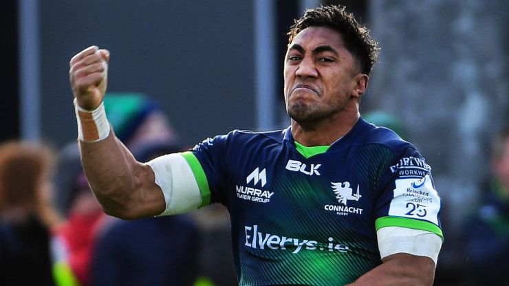 Connacht confirmed for next season's expanded Champions Cup