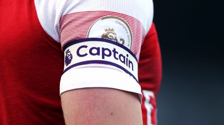 You'll need your best form to name all the Premier League captains