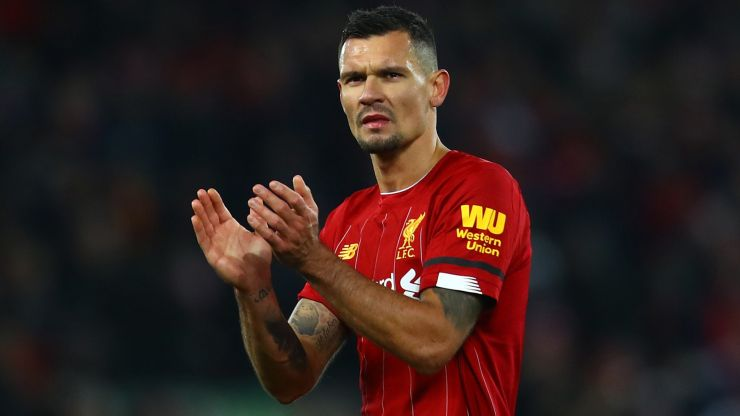 Dejan Lovren on verge of leaving Liverpool