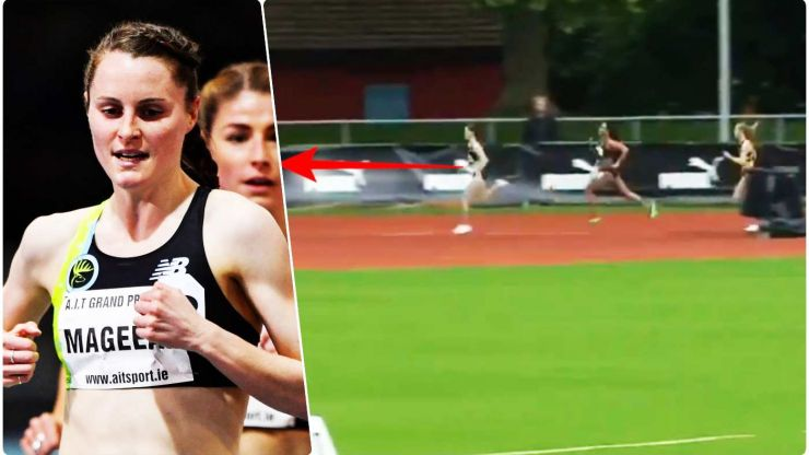 Ciara Mageean burns high class field with blistering kick around the bend