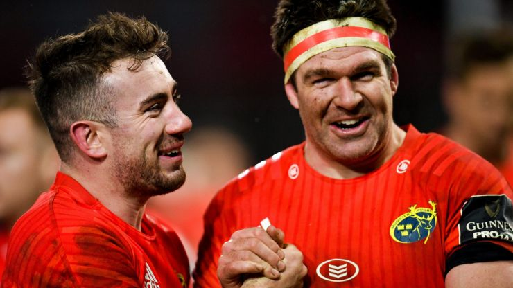 Munster need JJ Hanrahan to wear the crown if they are to end Leinster's reign