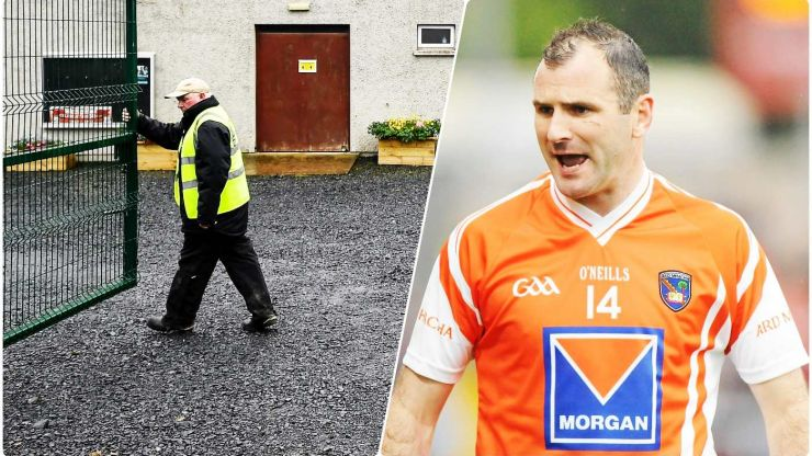 """""""Don't consider carpooling to training is the advice now"""" - Killeavy back in business"""